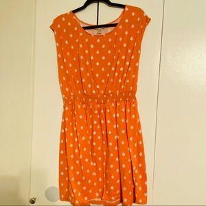 Peach the Loft dress